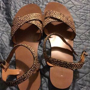 J Crew Sandals